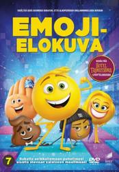 Emoji Elokuva dvd