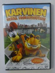 Karvinen herää todellisuuteen dvd