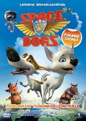 Space Dogs 1 Elokuva dvd