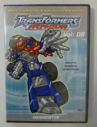 Transformers Armada Vol 08: Menneisyys dvd