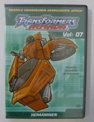 Transformers Armada Vol 07: Herääminen dvd