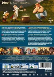 Asterix ja taikajuoman salaisuus dvd