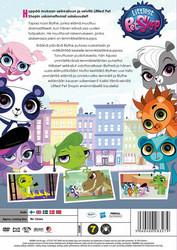 Littlest Pet Shop BOX 1+2+3+4 dvd