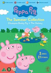 Pipsa Possun Kesäkokoelma dvd sisältää 2 levyä