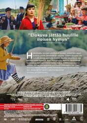 Heinähattu, Vilttitossu ja ärhäkkä koululainen dvd