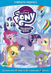 My Little Pony Kausi 5 BOX dvd