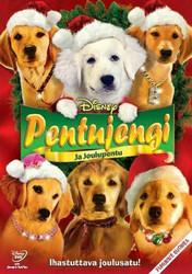 Pentujengi ja Joulupentu dvd Disney