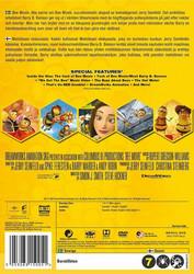 Mehiläisen elokuva dvd