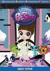 Littlest Pet Shop: Pepper ihastuu dvd