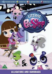 Littlest Pet Shop: Vaikeat vastustajat dvd