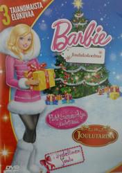 Barbie Joulukokoelma BOX 1+2+3 dvd