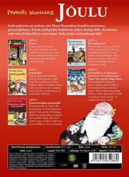 Mauri Kunnas Joulu BOX 1+2+3+4+5 dvd