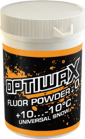 Optiwax -fluoripulveri +-0