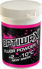 Optiwax -fluoripulveri 1