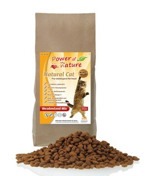 Power of Nature - Natural Cat Meadowland Mix 2 kg