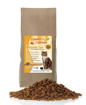 Power of Nature - Natural Cat Fee's Favorite (kana) 7.5 kg