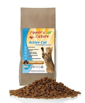Power of Nature - Active Cat Cookie's Choice 6 kg