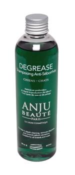 Degrease - rasvanpoistoshampoo - 500 ml
