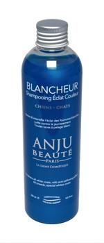 Blancheur - shampoo valkoiselle turkille - 250 ml