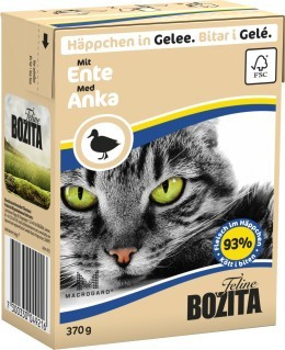 Bozita Feline Ankka hyytelössä 370g