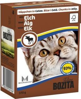 Bozita Feline hirvi hyytelössä 370g