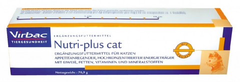 Nutri plus cat 70,9g