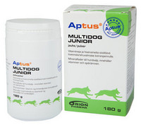 Aptus - Multidog junior jauhe 180g