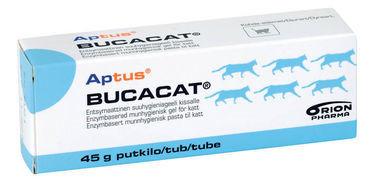 Aptus - Bucacat kissojen suuhygieniageeli 45g