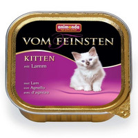Animonda Vom Feinsten Kitten lammas 100 g