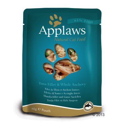 Applaws cat - Tonnikala & anjovis
