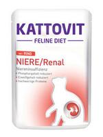 Kattovit Niere/Renal Nauta 85g täysravinto, munuaisongelmiin