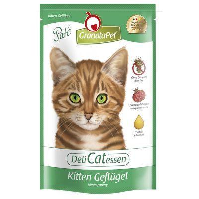 Kitten, siipikarjanliha