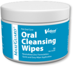 Oral Cleansing Gel Wipes