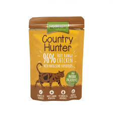 natures:menu Country Hunter vapaa kana