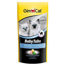 Gim Cat baby tabs