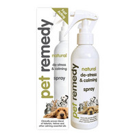 Pet remedy de-stress & calming spray 200 ml