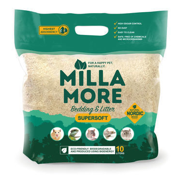 MILLAMORE Supersoft-kuivike