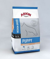 Arion Original Puppy Medium Lohi & Riisi