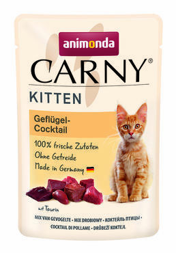 Animonda Carny Kitten Siipikarja cocktail 85g