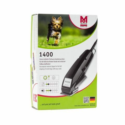 Moser 1400 trimmauskone pienille koirille ja kissoille