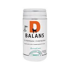 D Balans -vitamiinijauhe