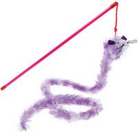 Kissan huisku 100cm pitkä hiirenhäntä