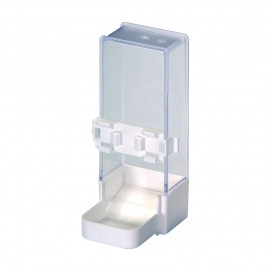 Papukaijan ruoka-automaatti 200ML WHITE