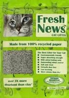 Fresh News Cat litter paakkuuntumaton kissankuivike 1,2kg