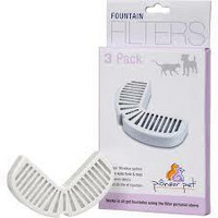 3-PACK FOUNTAIN FILTERS