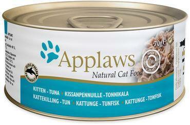 Applaws kitten tonnikala