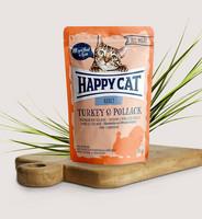 Happy Cat All Meat Adult Kalkkuna - merilohi 85g