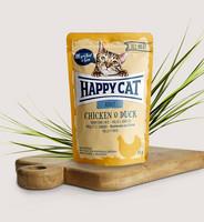 Happy Cat All Meat Adult Kana-ankka  85g
