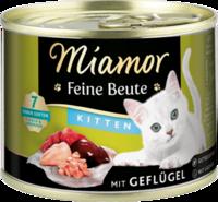 Miamor Feine Beute - hieno saalis siipikarjanliha 185g