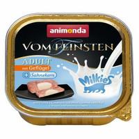 Animonda Feinsten Milkies Siipikarja+kermaydin